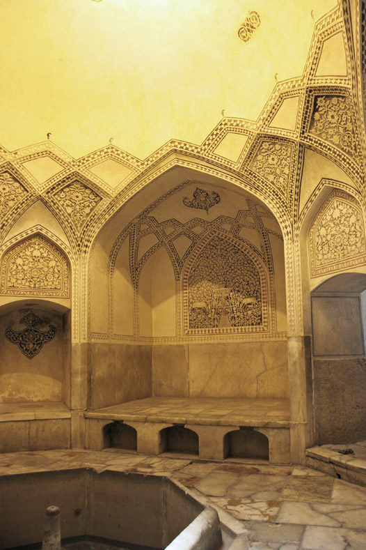 Arg -e- Karimkhani Bath