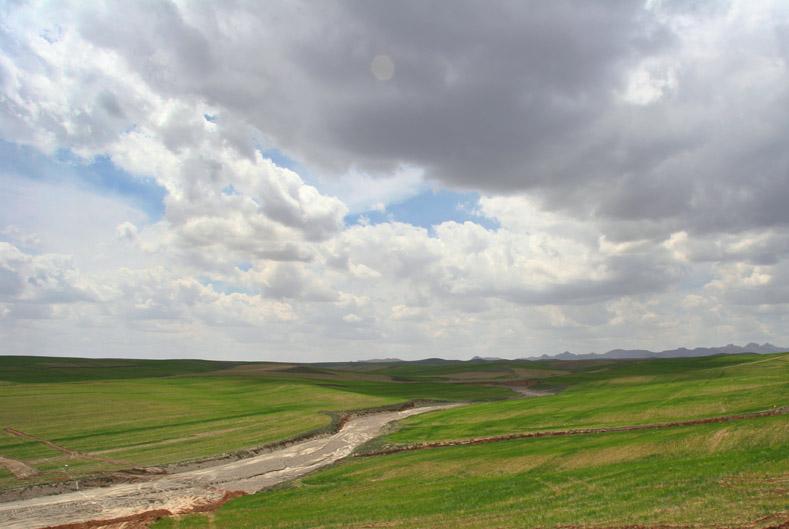 Garm-aab Region