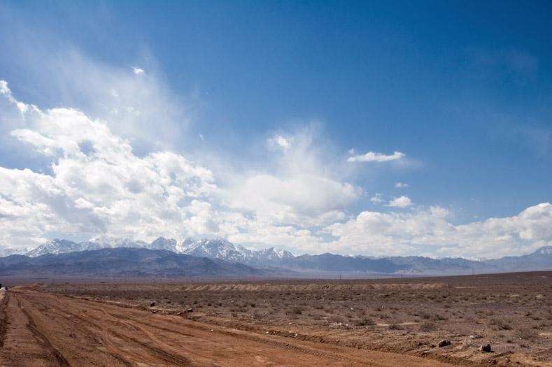 Karkas (Vulture) Mountains