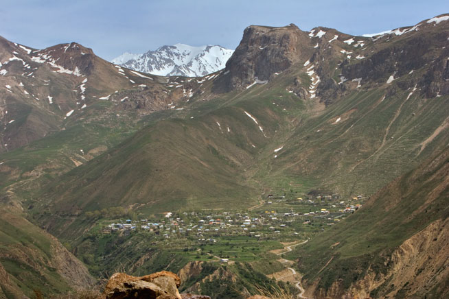 Central Alborz Mountains