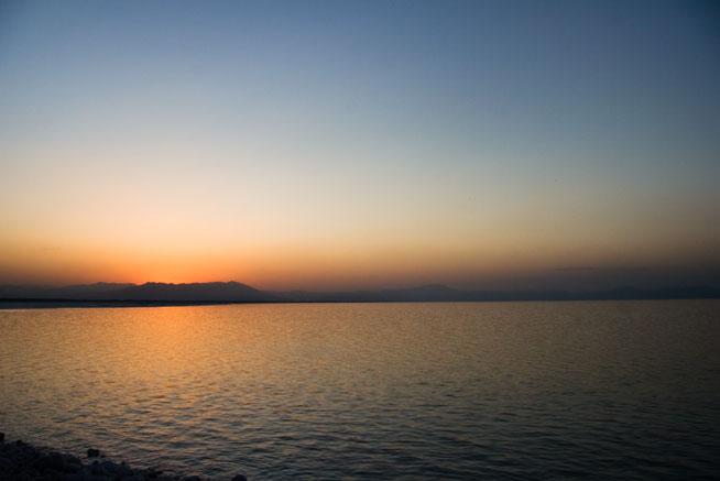 Orumiyeh Lake