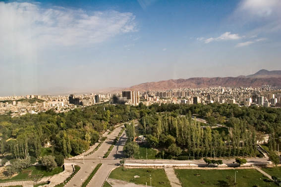 City of Tabriz