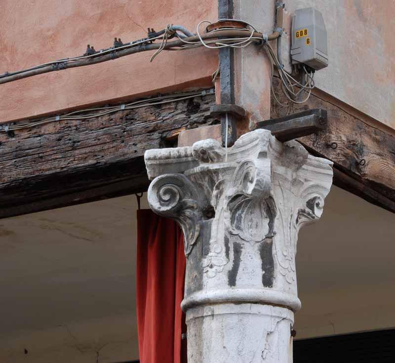Ferrara: old pillar, new infrastructure