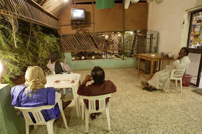Ghat, our restaurant