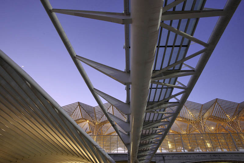 Nations Park, Calatrava Railway Station