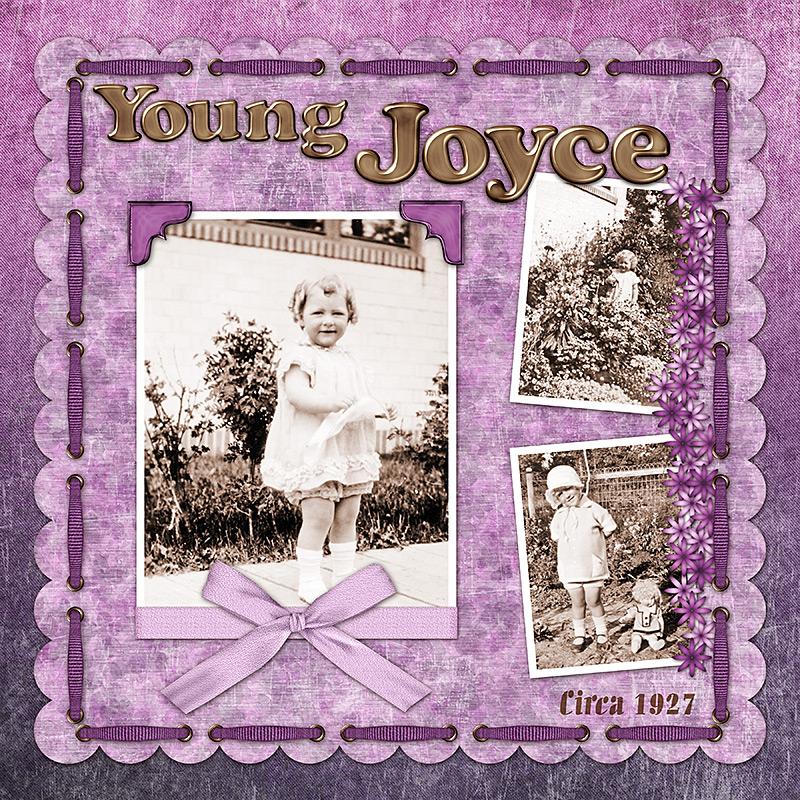 Young Joyce