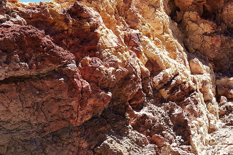 Una roca de colores / A rock of colors