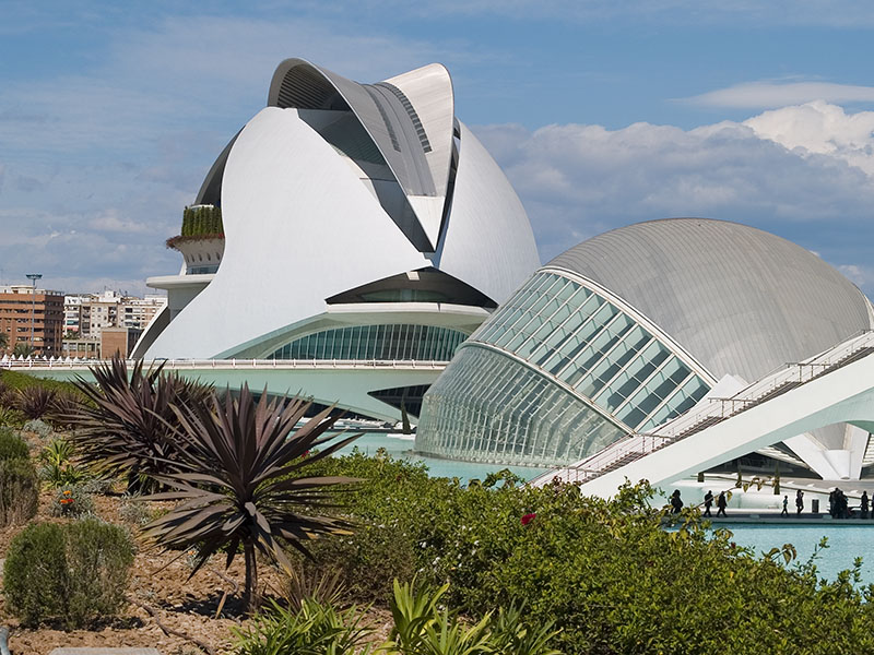 La Ciudad de las Ciencias y las Artes / The City of the Science and the Arts