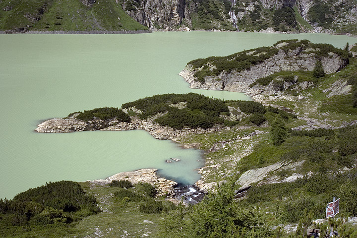 Lago del Barbellino