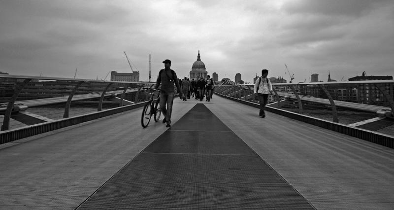 London<br>Millenium Bridge
