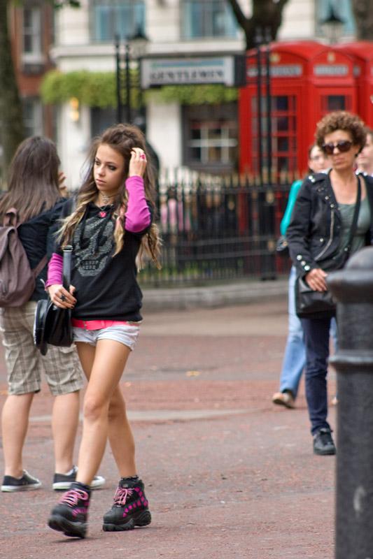 Fashion<br>London<br>Candid