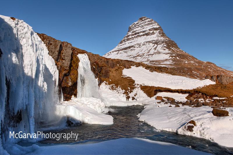 Grundarfjordur Icefalls