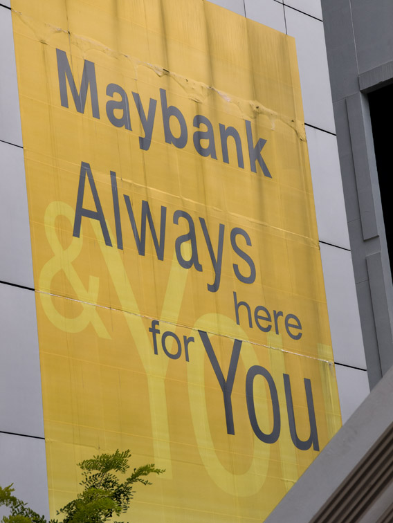 <B>Maybank</B> <BR><FONT SIZE=2>Singapore, September 2007</FONT>