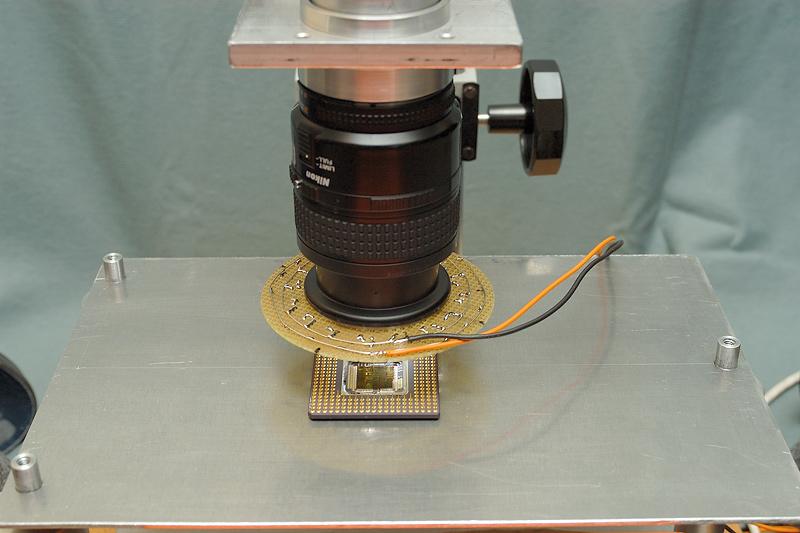 Closeup macro AF60/2.8D+ custom LED light ring.