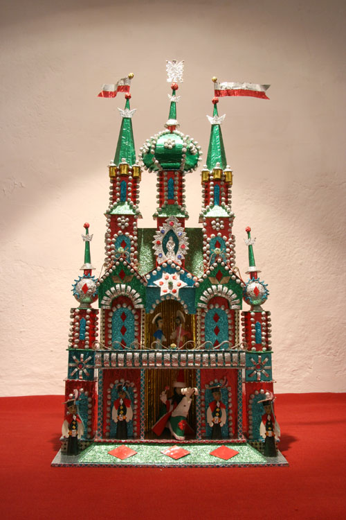 Nativity Scene from Cracow