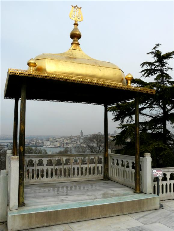 309 Topkapi Fourth Courty  Marble Terrace.jpg
