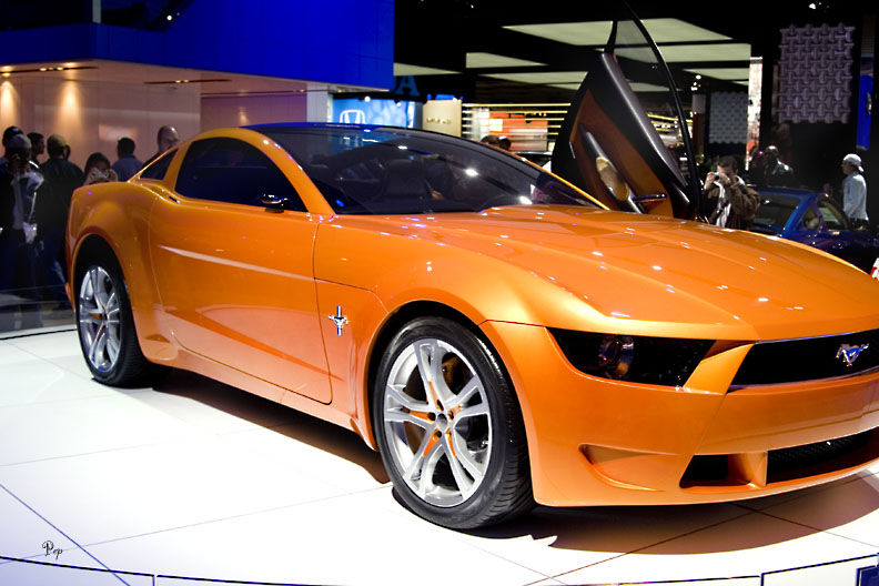 Ford Mustang prototype
