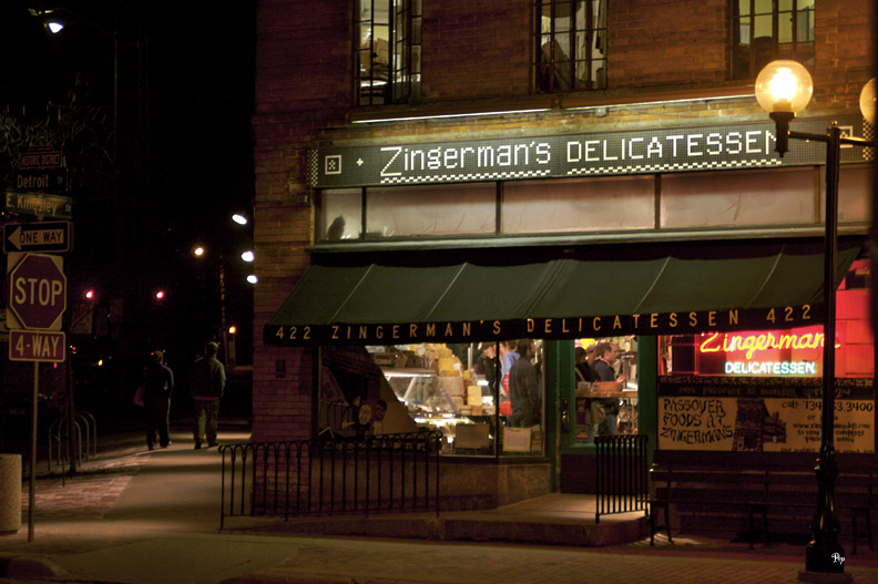 March 30, 2007 - Zingermans Deli