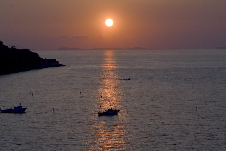 May 22, 2007 - Sorrento Sunset