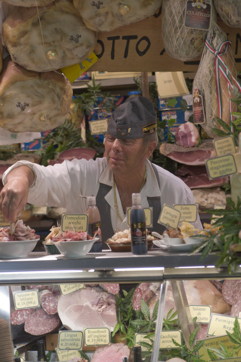 Florence meat man