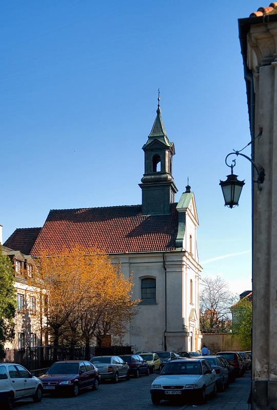Church of St. Benon