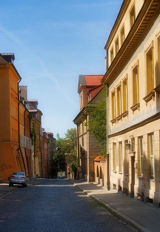 Brzozowa Street
