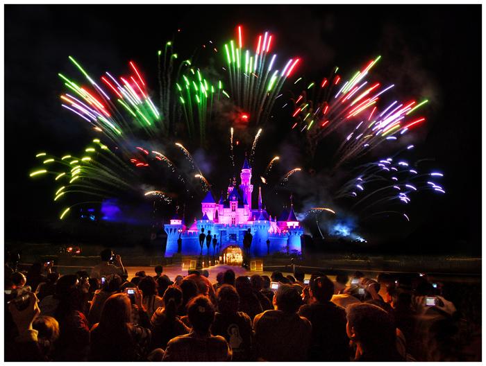 DisneyLand 05-Happy ending