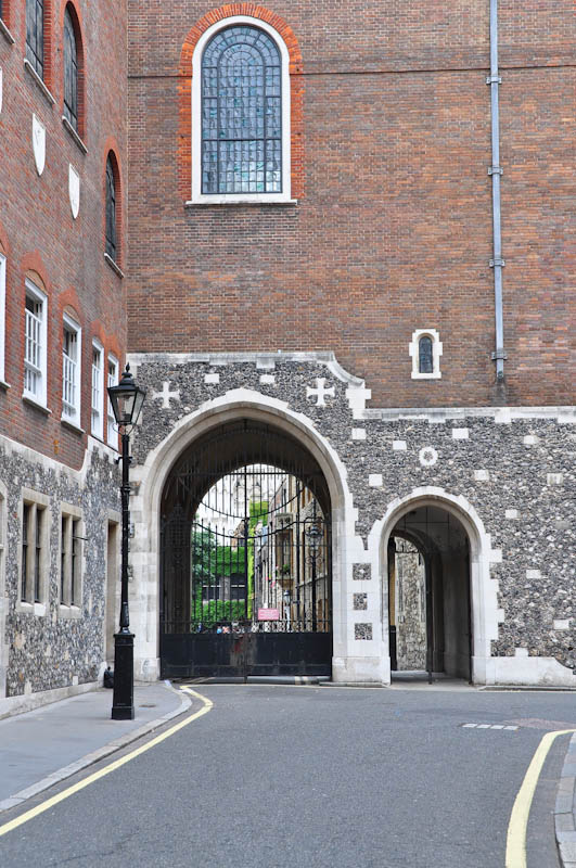 Westminster School Entrance