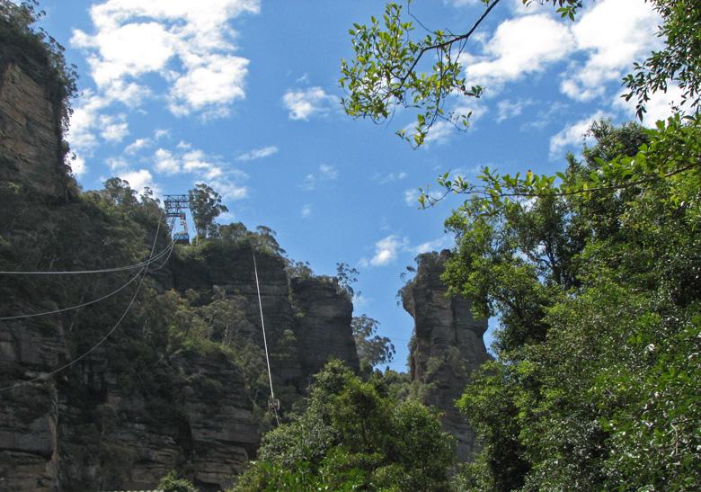 Blue Mountains :cablecar.jpg