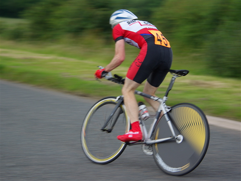 Cycle Time Trial 4
