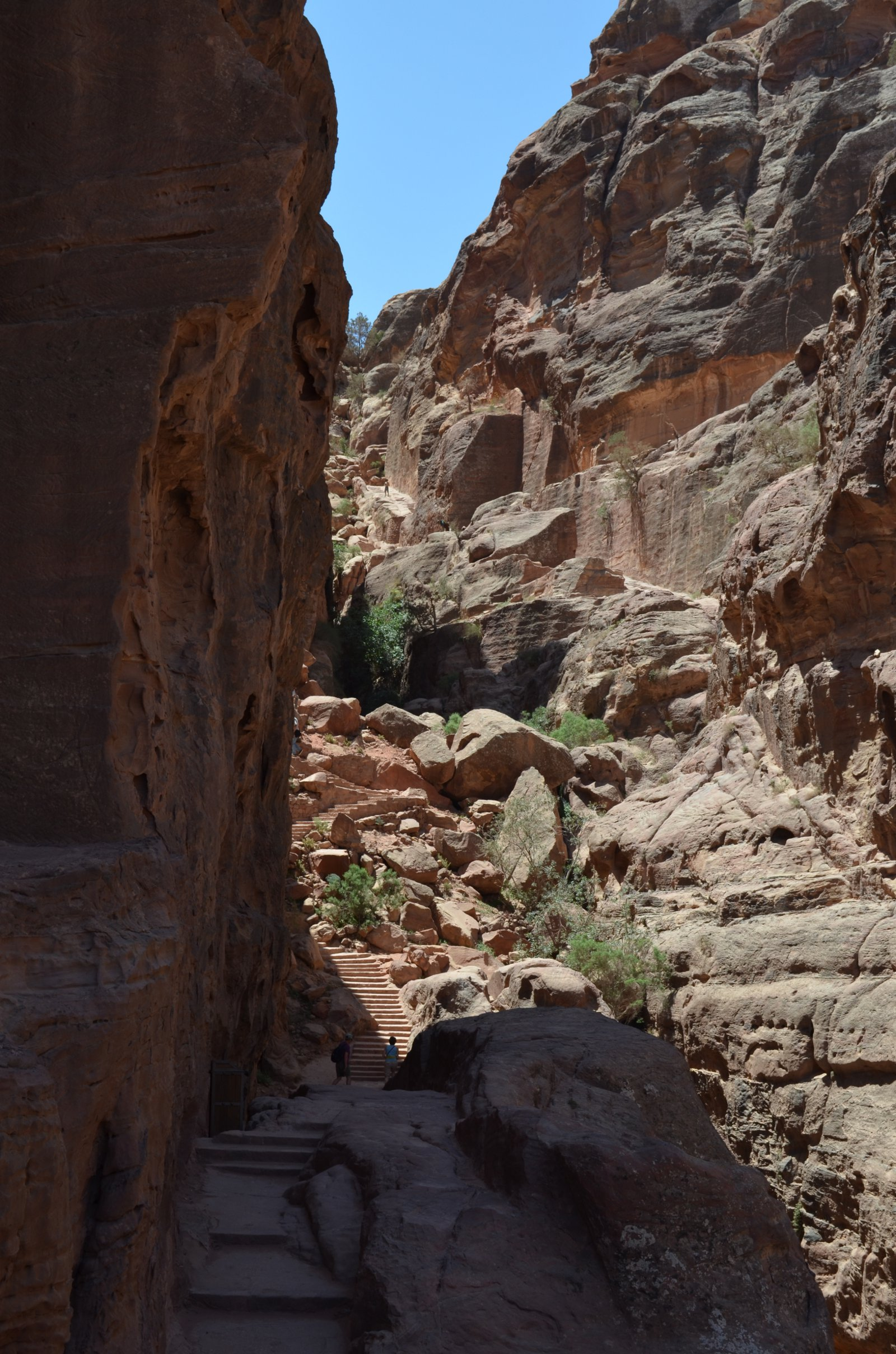 Petra Stairs I