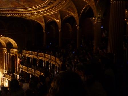 Tonight ladies and gentleman: La Traviata