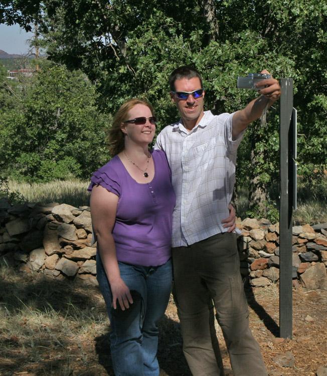 Karen & Chris Hanrahan--Thanks for the photos Gunkie&Nenen!