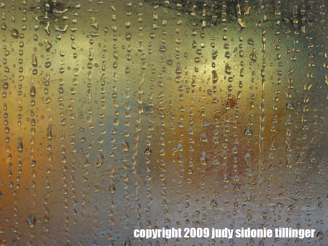 1.7 bus window rain