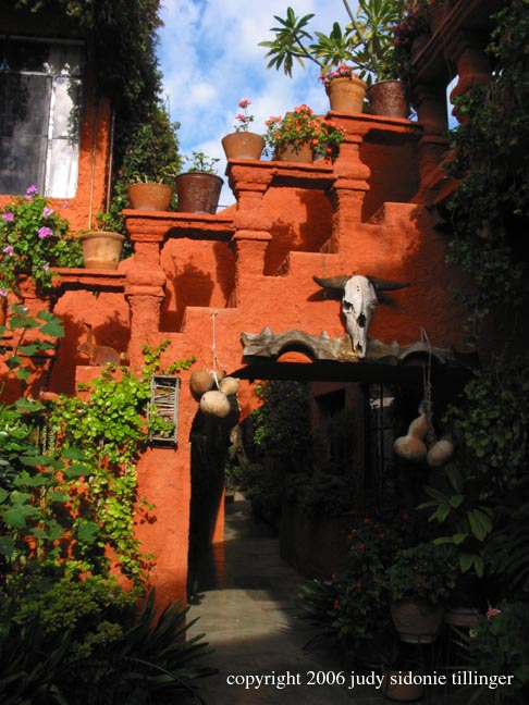 Mansion del Bosque