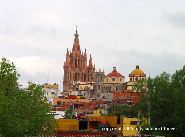 the parroquia