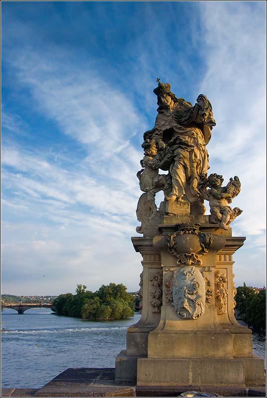 Charles Bridge Statues