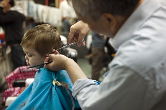 Haircut 8079