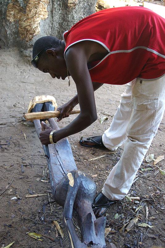 Makonde Sculpture