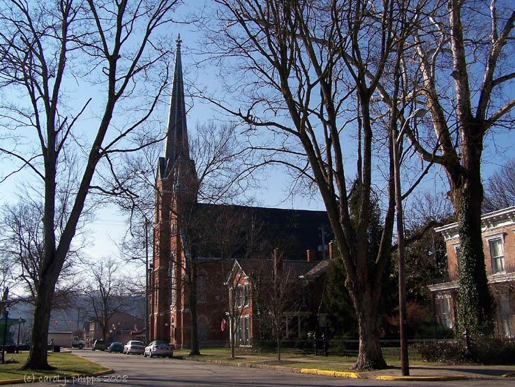 Madison United Methodist Church.