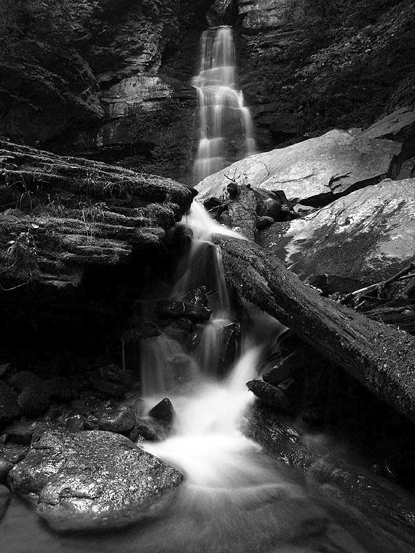 High Falls Brook--Sundown, NY  09131