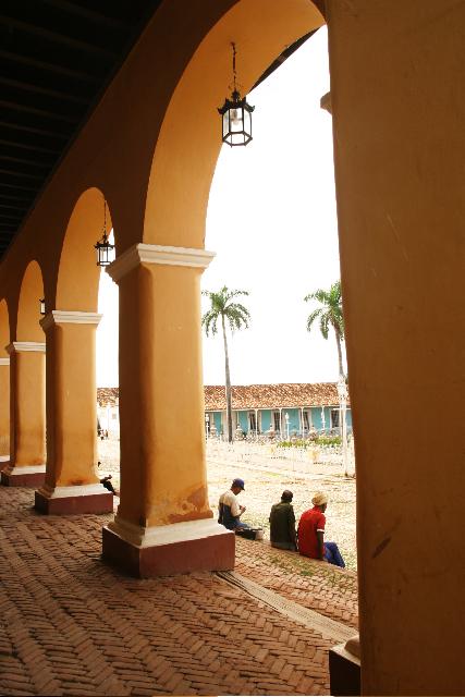 trinidad arches