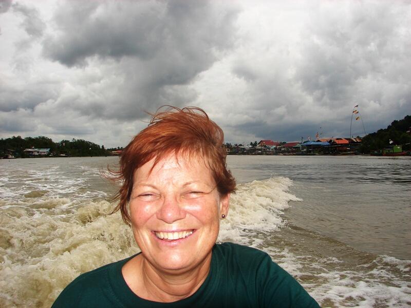 Wind Blown Lillian