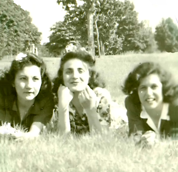Gracie, Ann and Dora