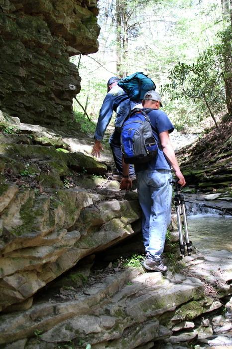 The Center Creek Trail