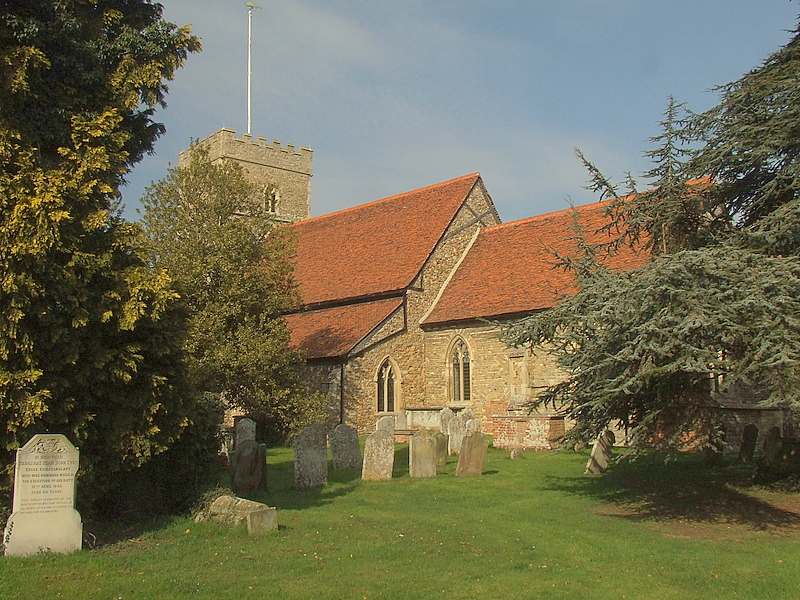 All Saints Church,Purleigh.