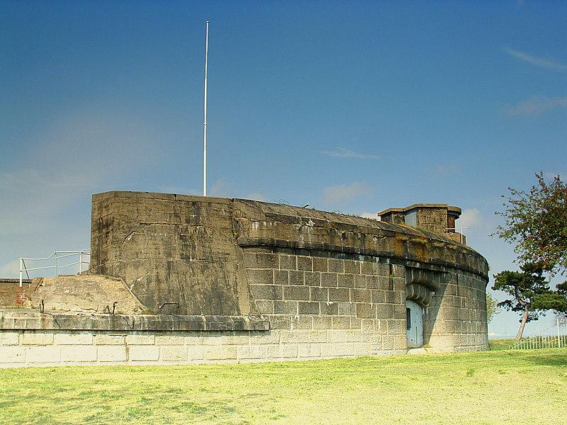 East Tilbury fort