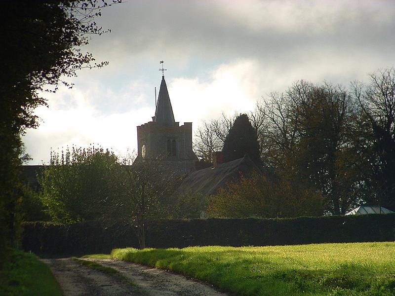 St.Mary the Virgin,Henham.