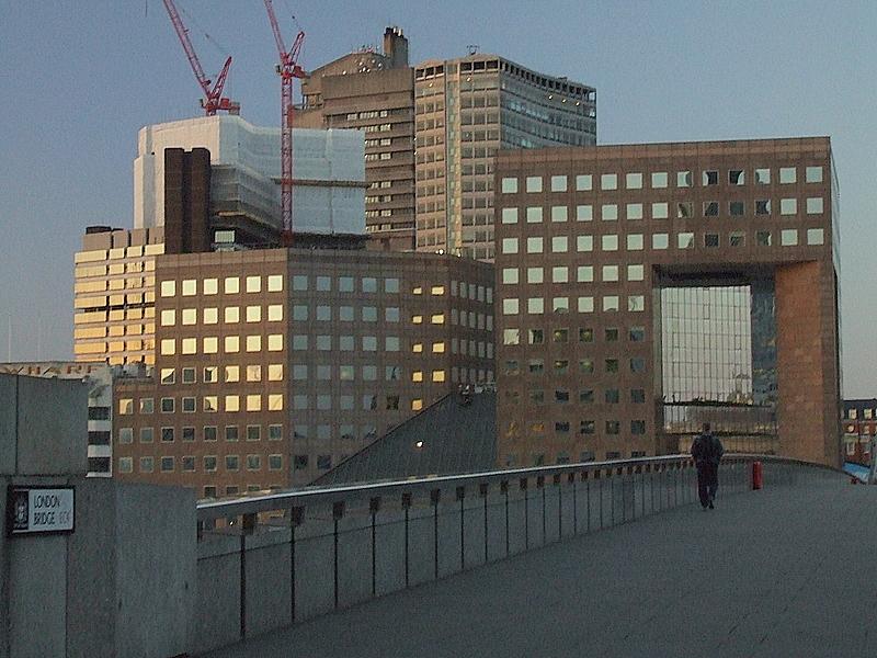 No.1 London Bridge,SE1