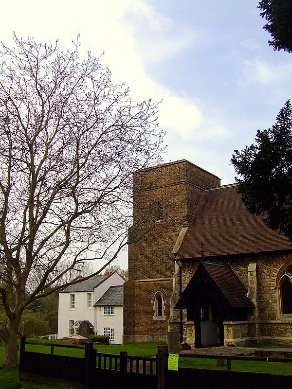 St.Marys church,Stapleford Abbotts.
